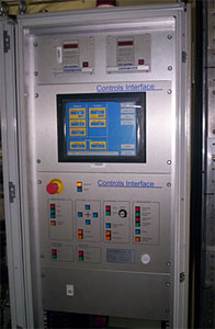 electrical controls cabinets